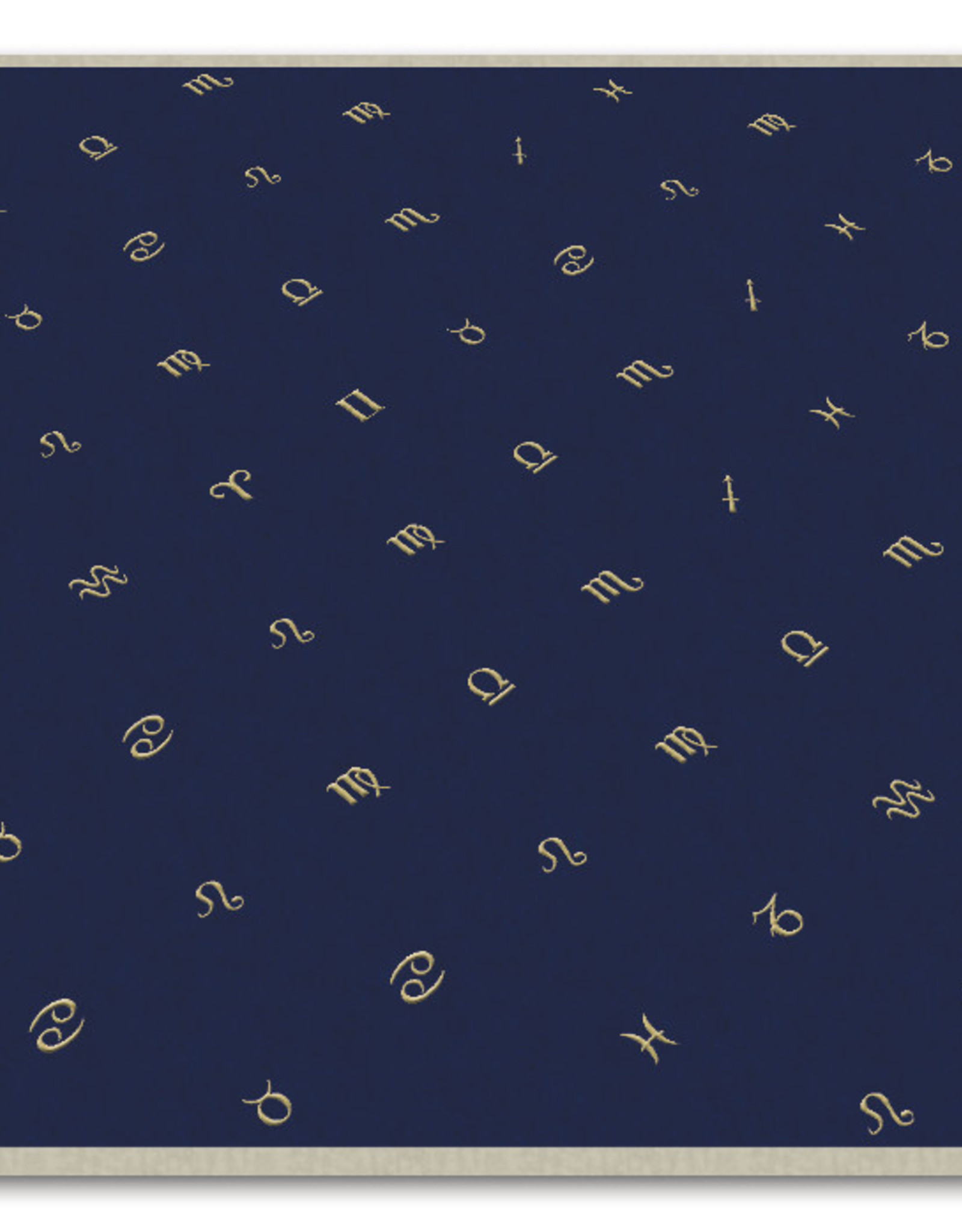 Llewelyn Astrology Embroidered Tarot Cloth