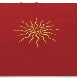 Llewelyn Sun Velvet Cloth