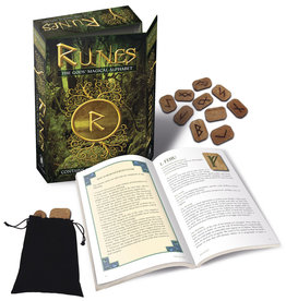 Llewelyn Runes: the God's Magical Alphabet Book