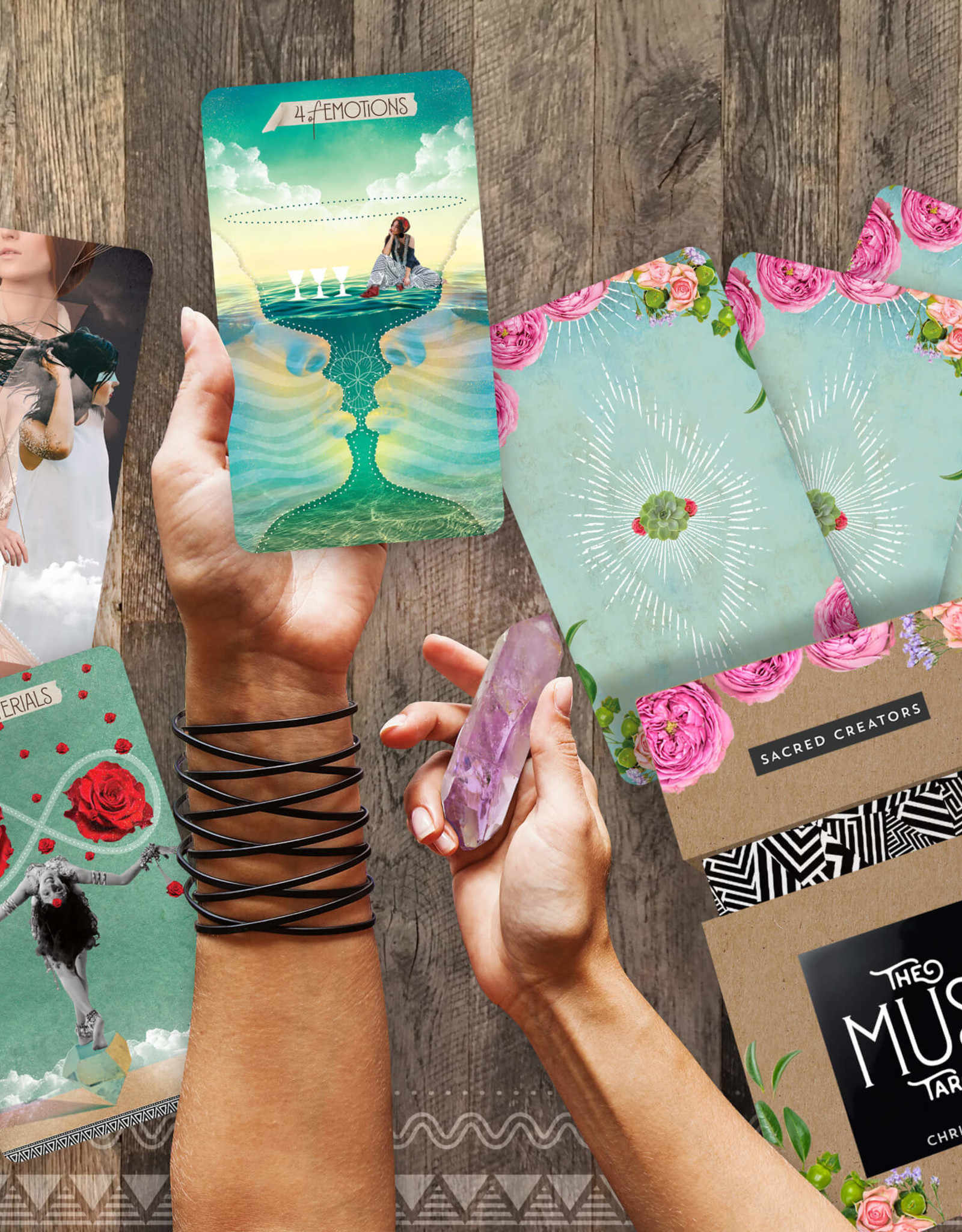 Penguin Random House The Muse Tarot