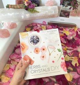 MacMillan Herbs and Crystals DIY