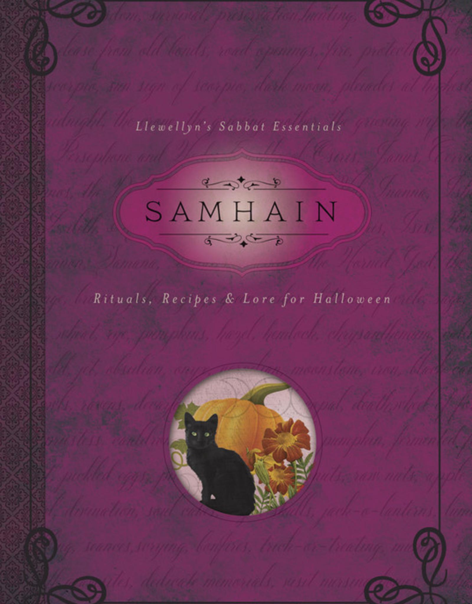 Llewelyn Samhain