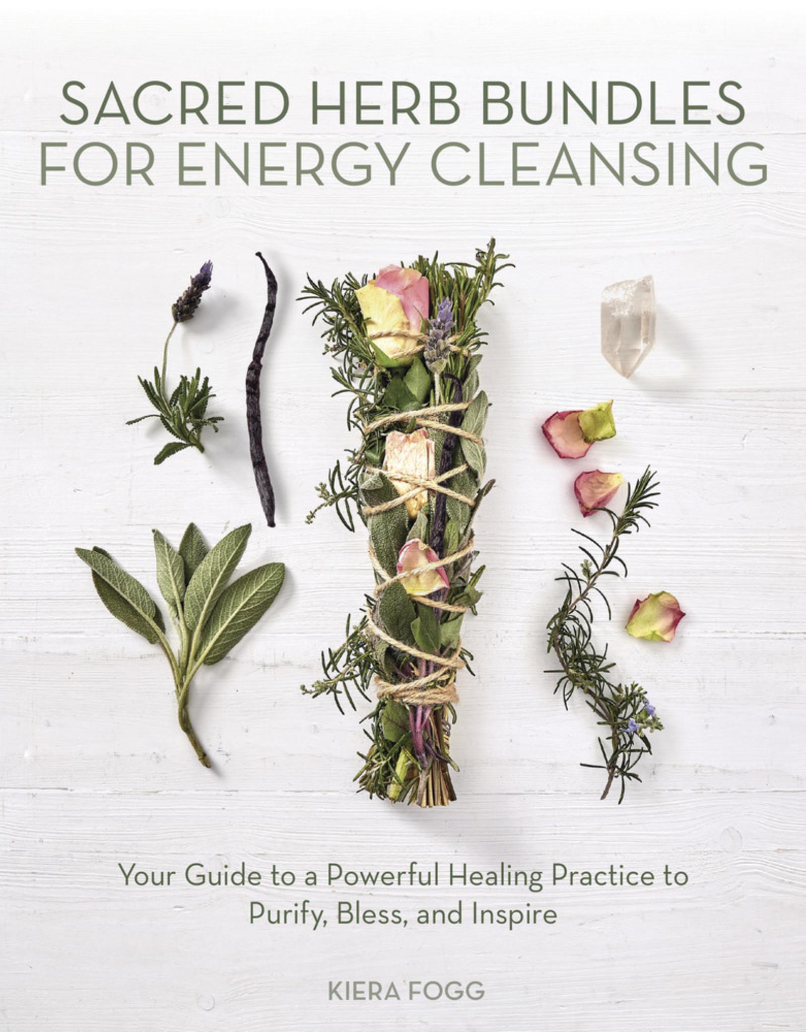 Llewelyn Sacred Herb Bundles for Energy Cleansing