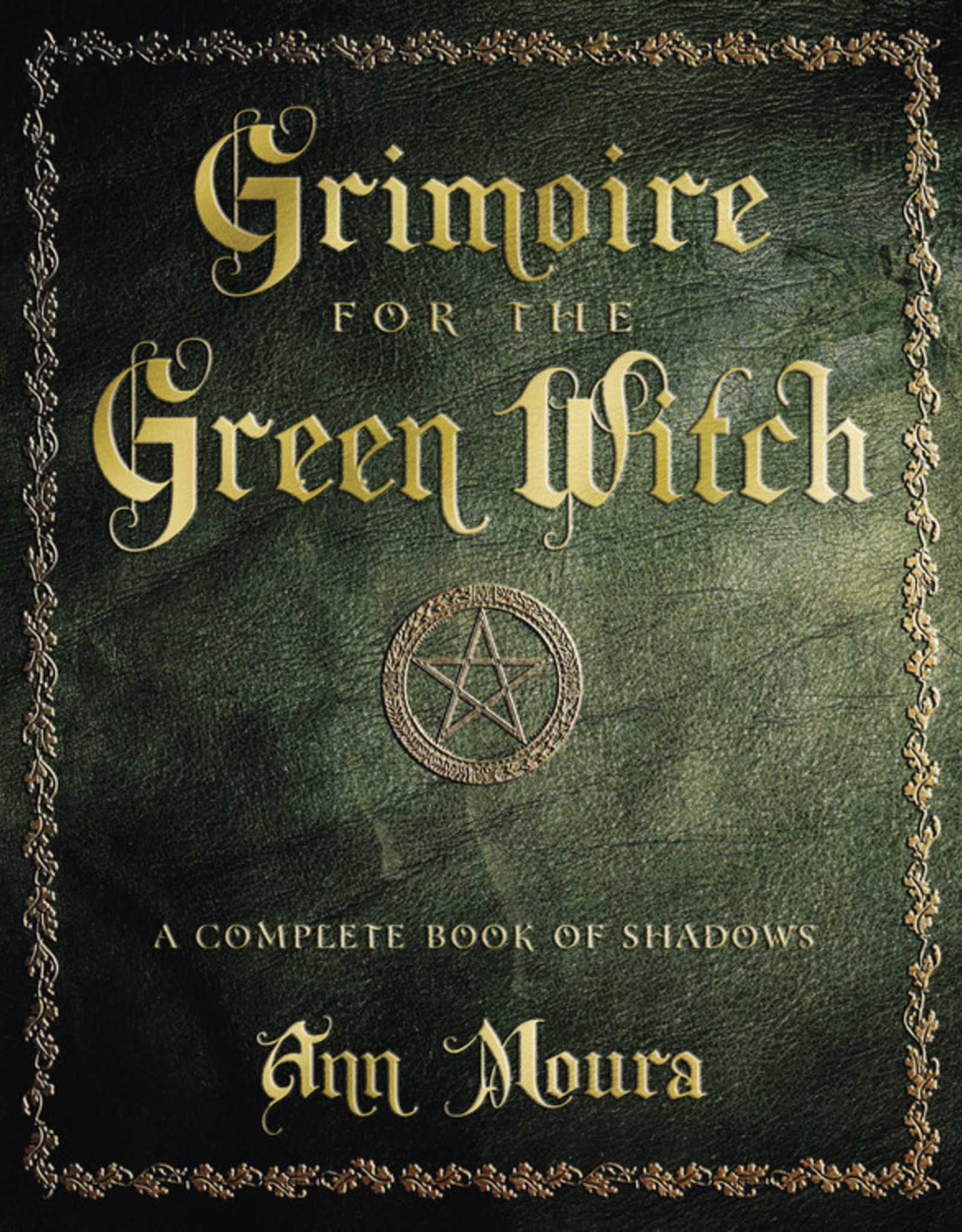 Llewelyn Grimoire for the Green Witch