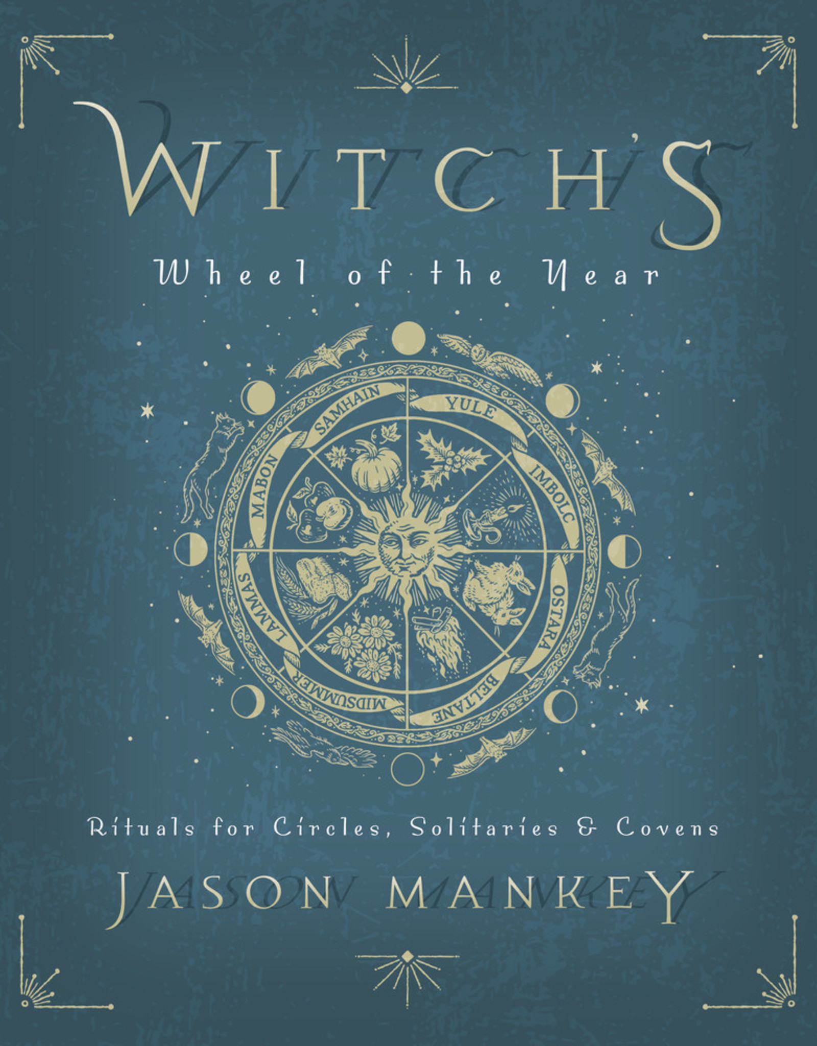 Llewelyn Witch's Wheel of the Year