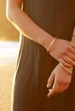 Marisa Mason Orbit Bangle Skinny Bracelet