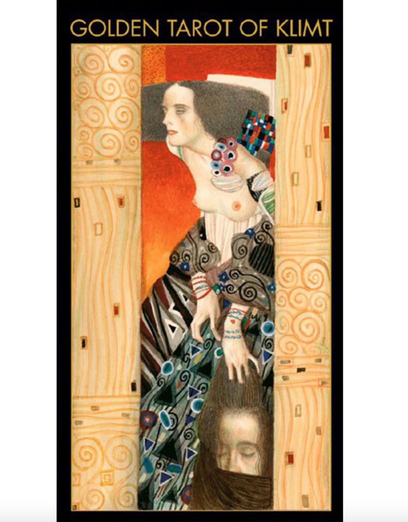 Llewelyn Golden Tarot of Klimt