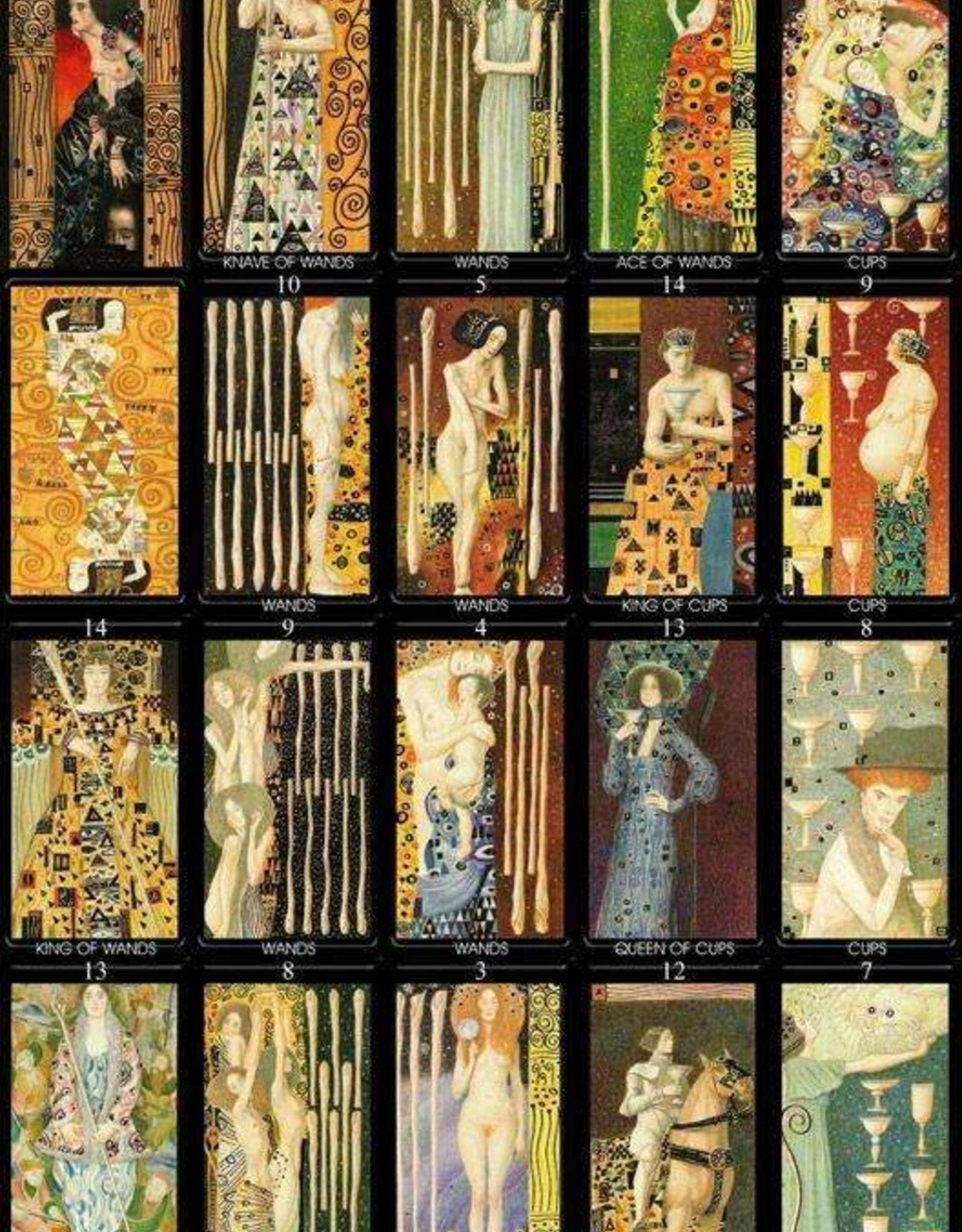 Llewelyn Golden Tarot of Klimt (DC)