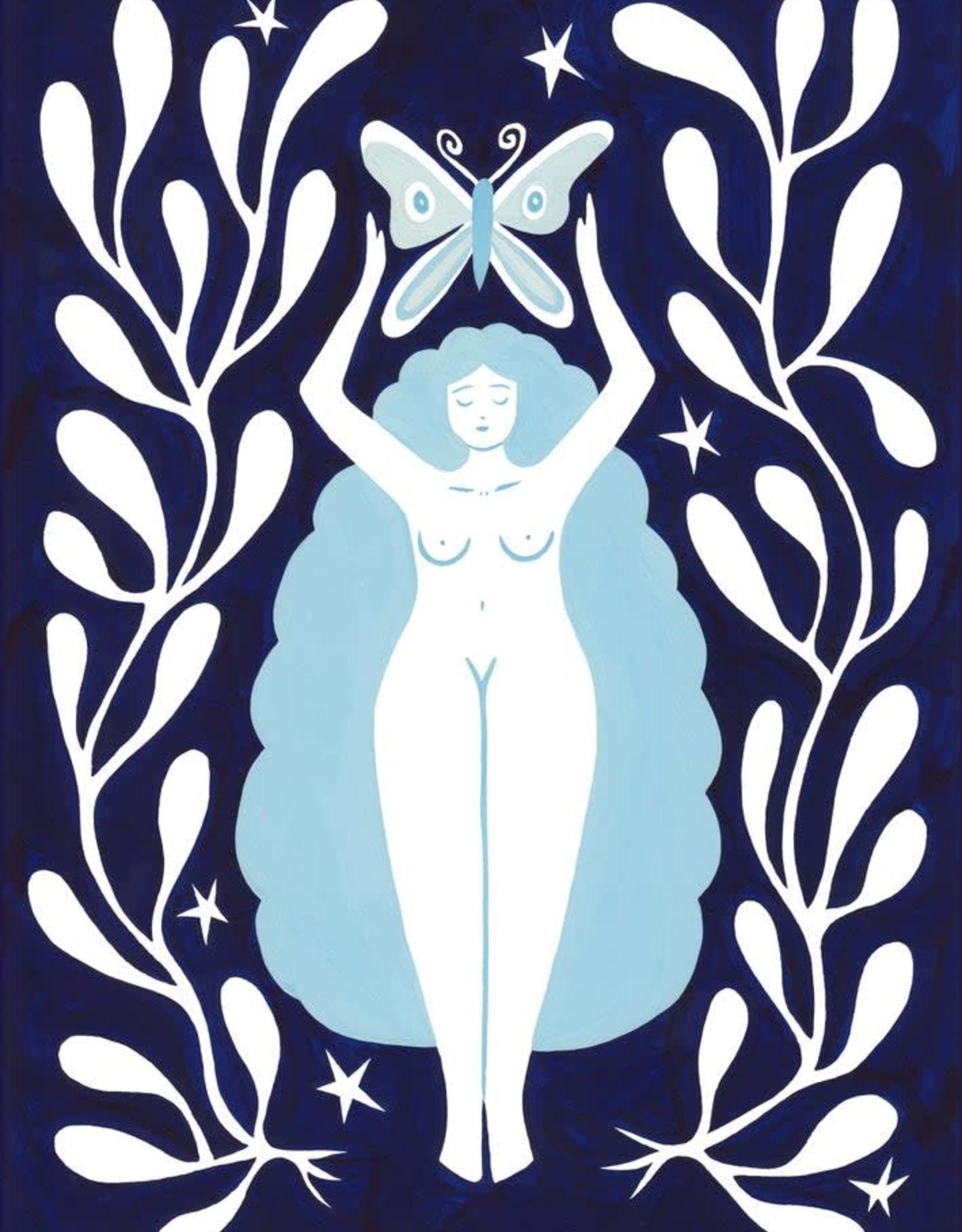 *Lisa Junius Butterfly Print