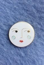 Lisa Junius Luna Pin