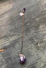 HawkHouse Amethyst Pendulum