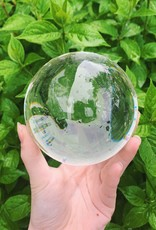 Llewelyn Large Magical Glass Sphere