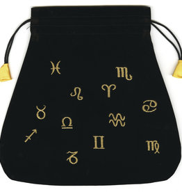 Llewelyn Astrological Velvet Tarot Bag