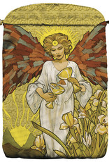 Llewelyn Art Nouveau Satin Bag