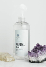 LightHaus Crystal Ball Glass + Window Wash