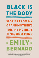 Penguin Random House Black Is the Body (DC)