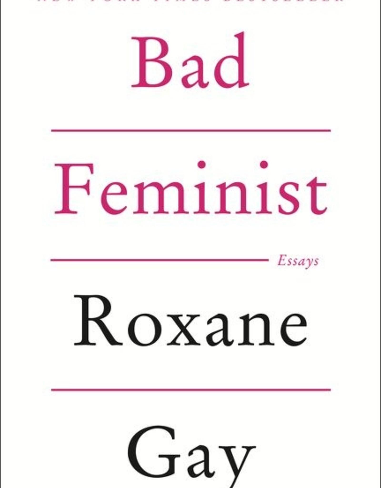 HarperCollins Bad Feminist (DC)