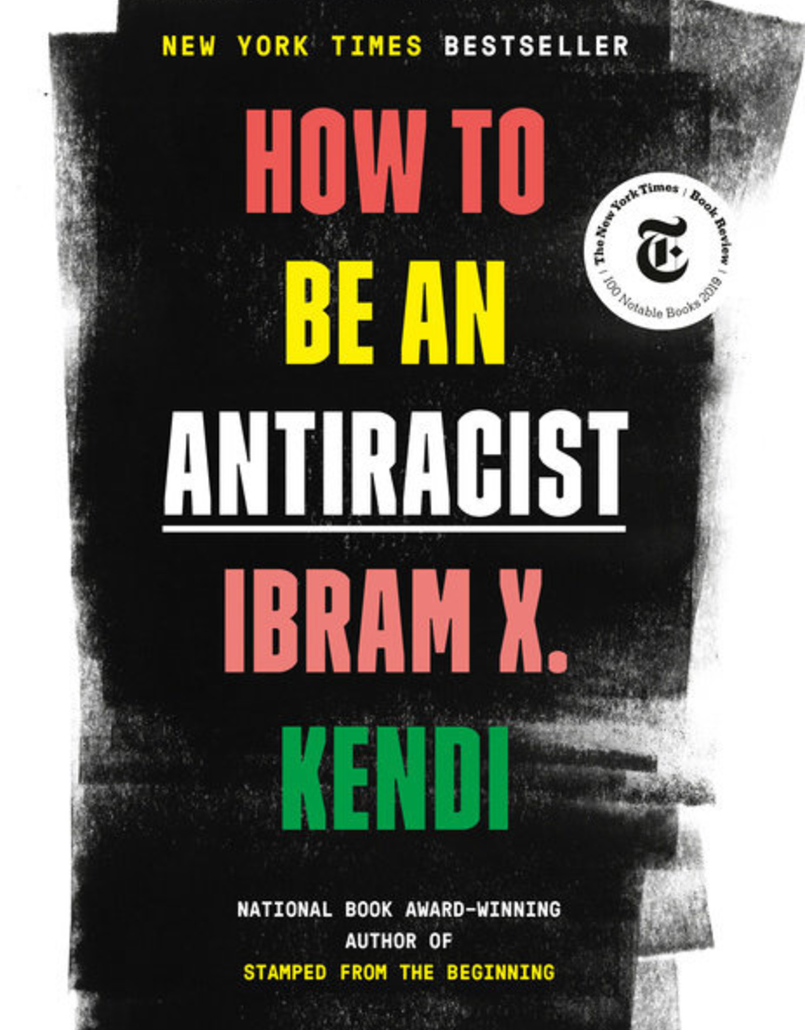 Penguin Random House How to Be an Antiracist (D)
