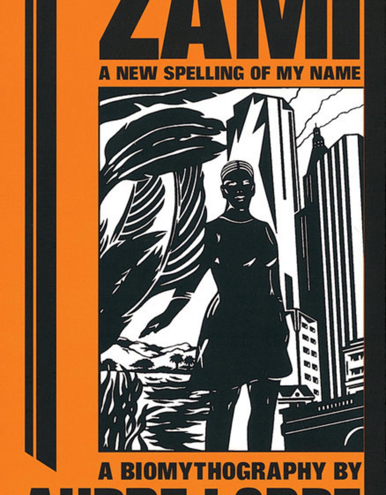 Penguin Random House Zami: A New Spelling of My Name (D)