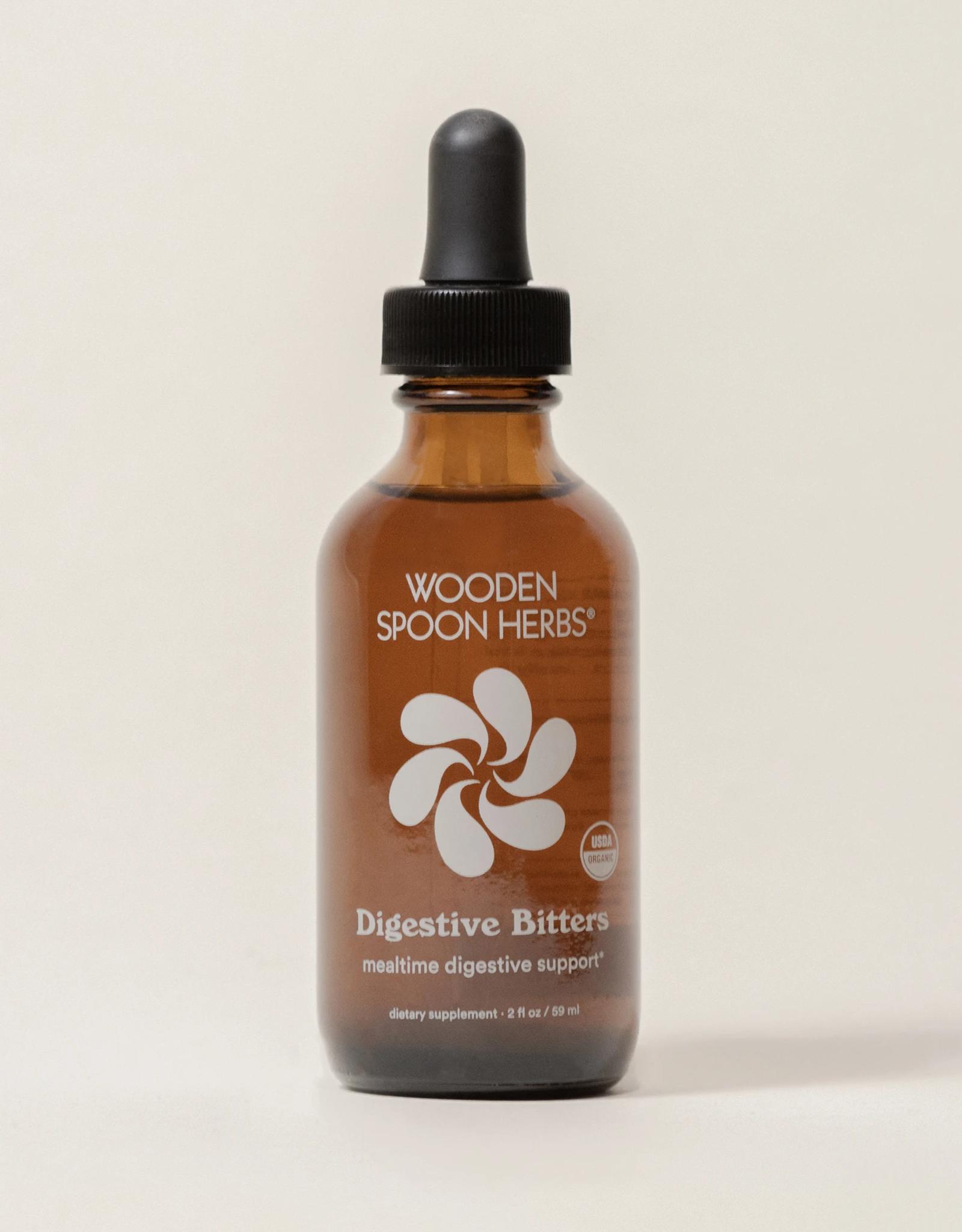 Wooden Spoon Herbs Digestive Bitters