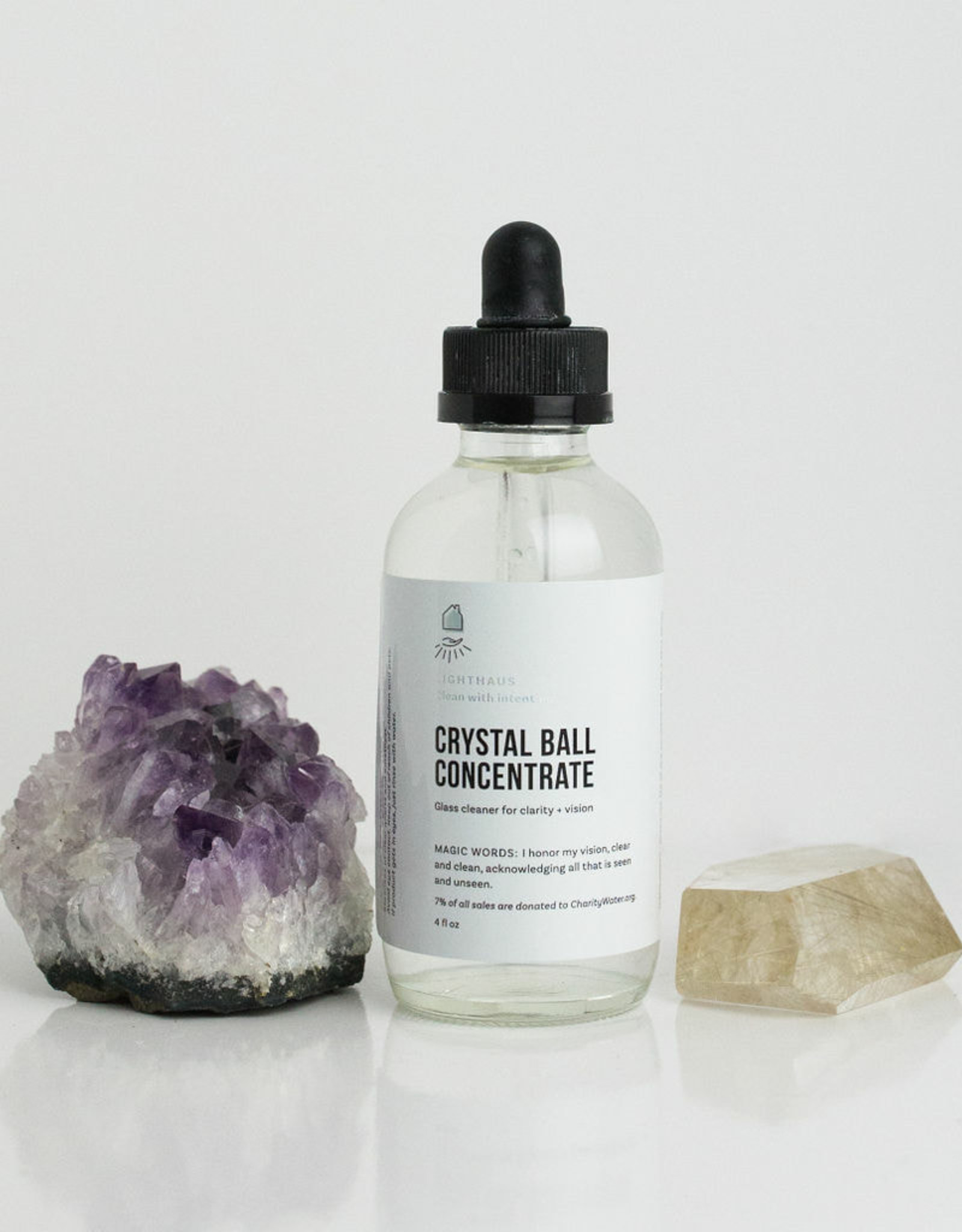 LightHaus Crystal Ball Concentrate