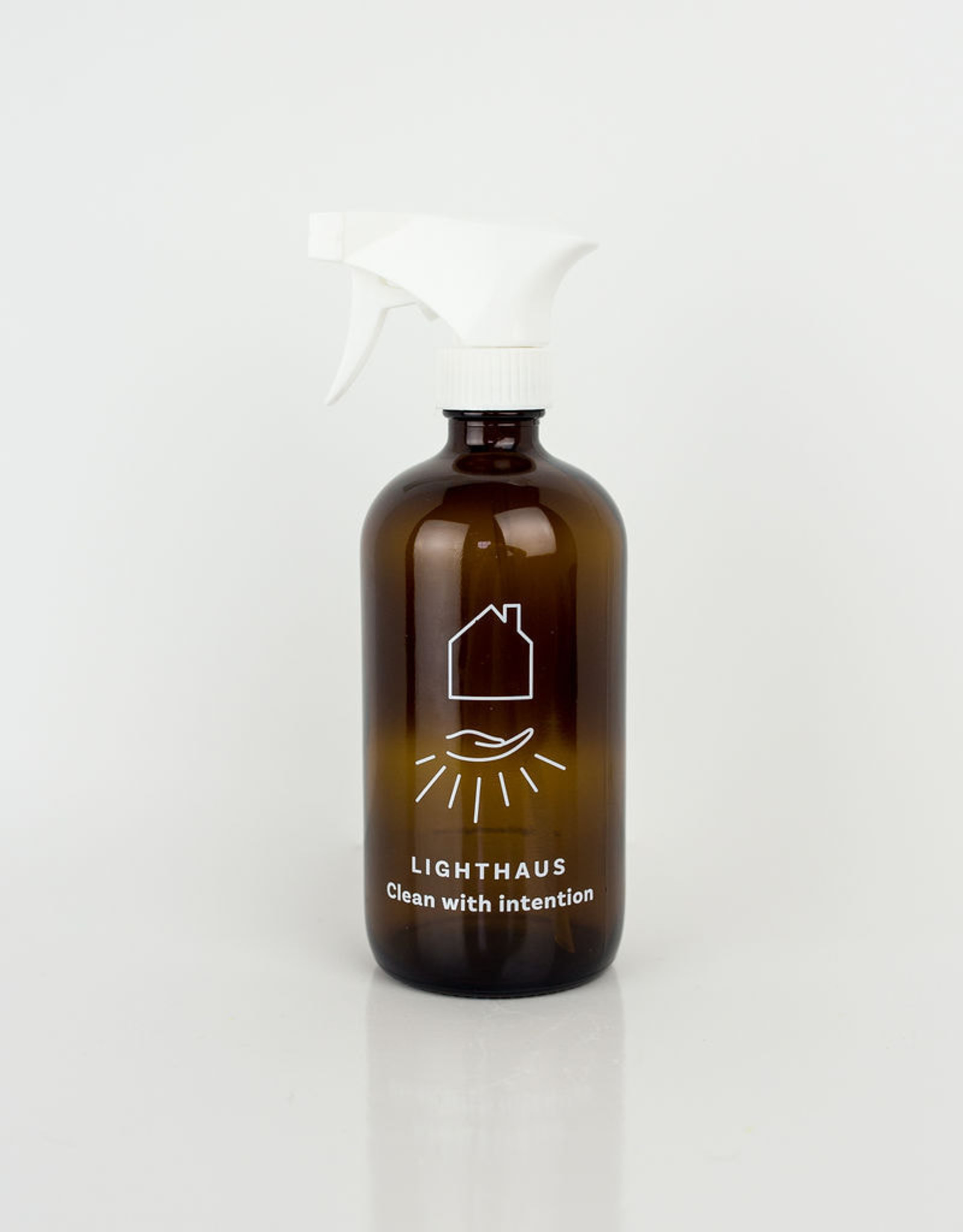 LightHaus Glass Spray Bottle