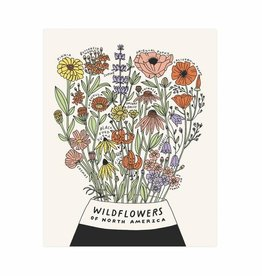 Worthwhile Paper Wildflowers Print