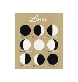 Worthwhile Paper Luna Print