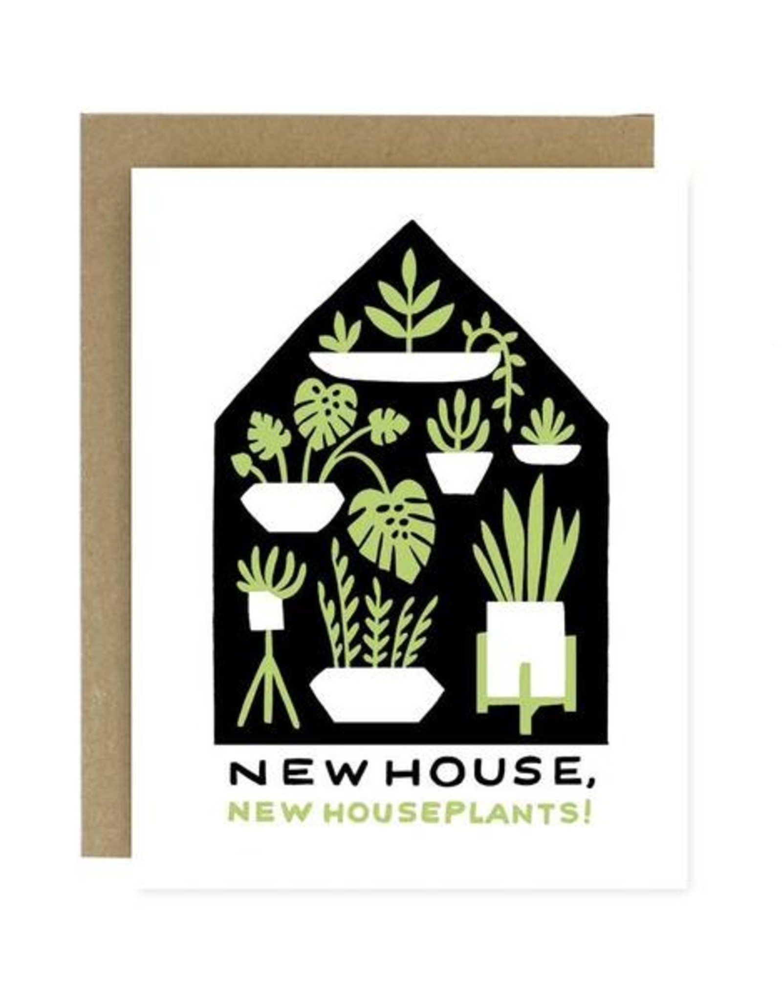 Worthwhile Paper Housewarming Plants Card (DC)