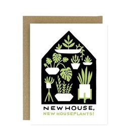 Worthwhile Paper Housewarming Plants Card