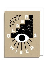 Worthwhile Paper Older and Wiser Card