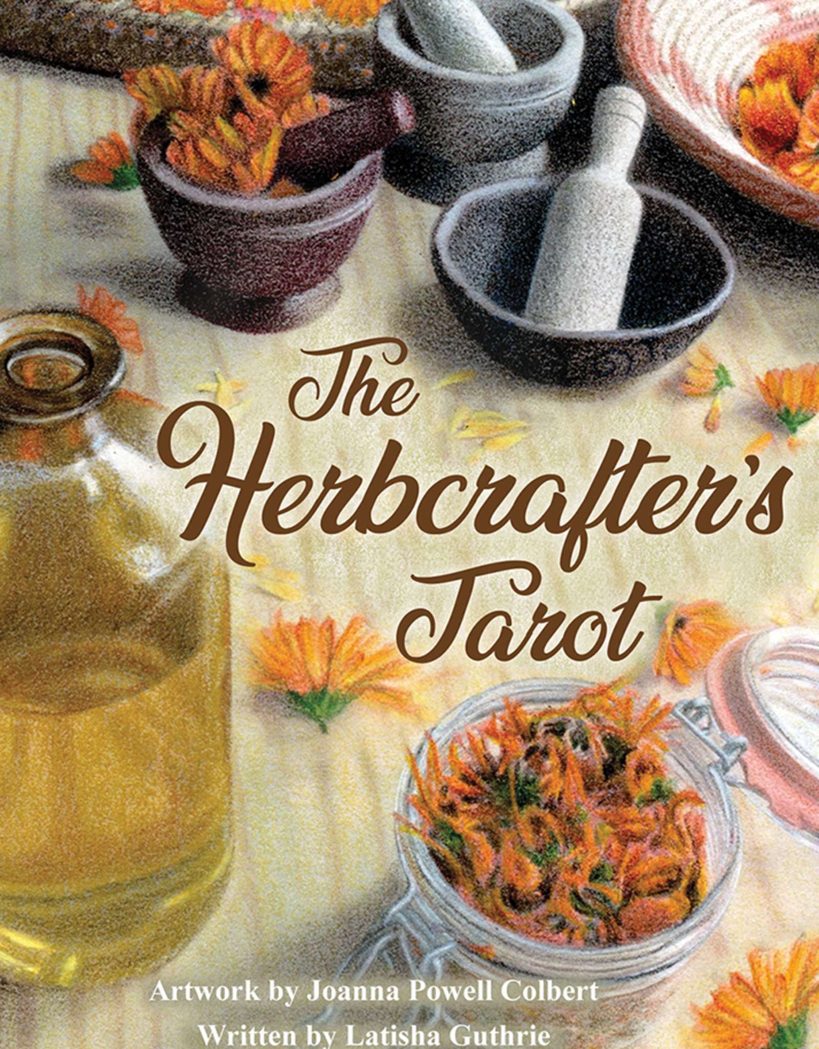 U.S. Games Systems, Inc. The Herbcrafter's Tarot