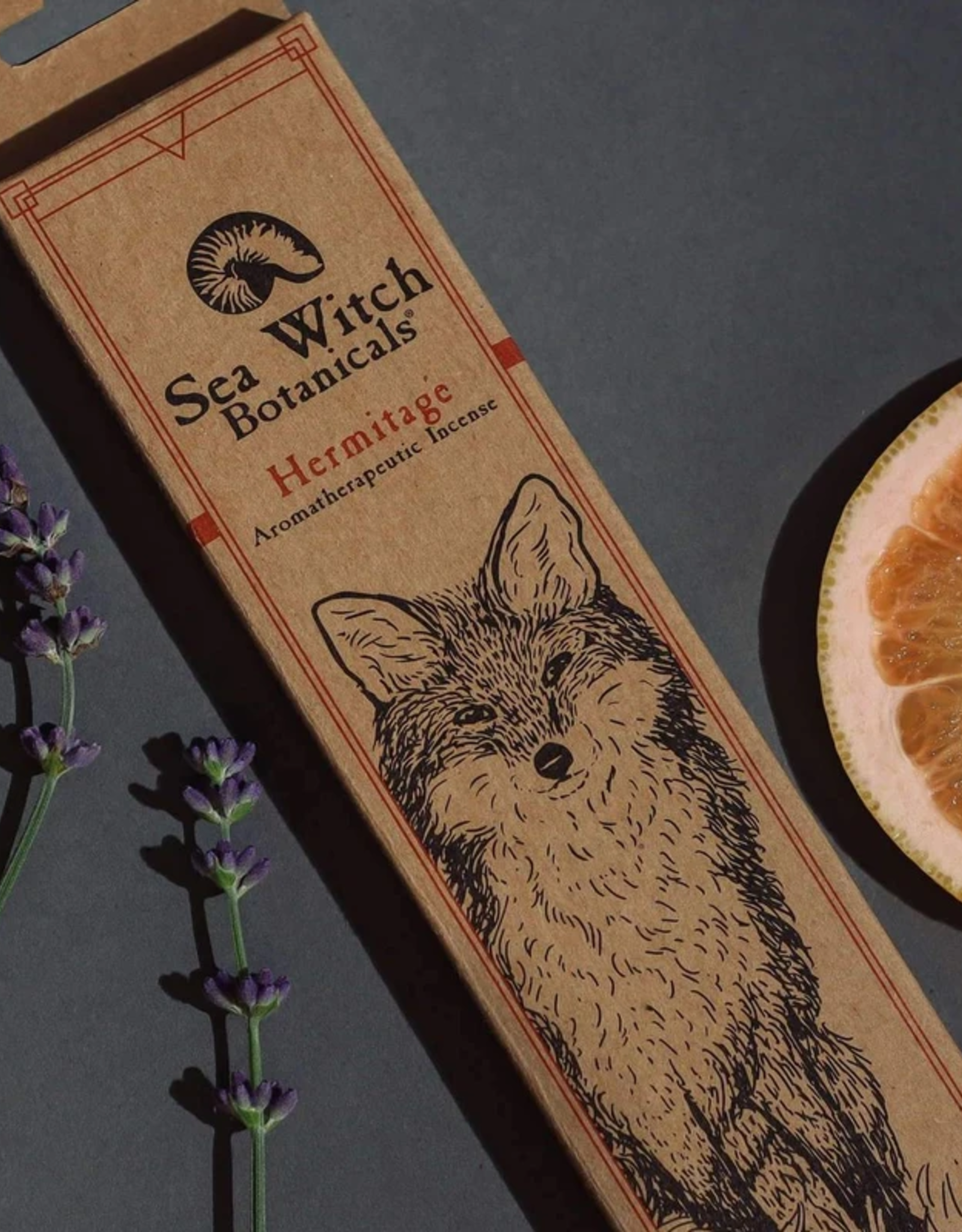 Sea Witch Botanicals Hermitage Incense
