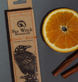 Sea Witch Botanicals Quoth the Raven Incense