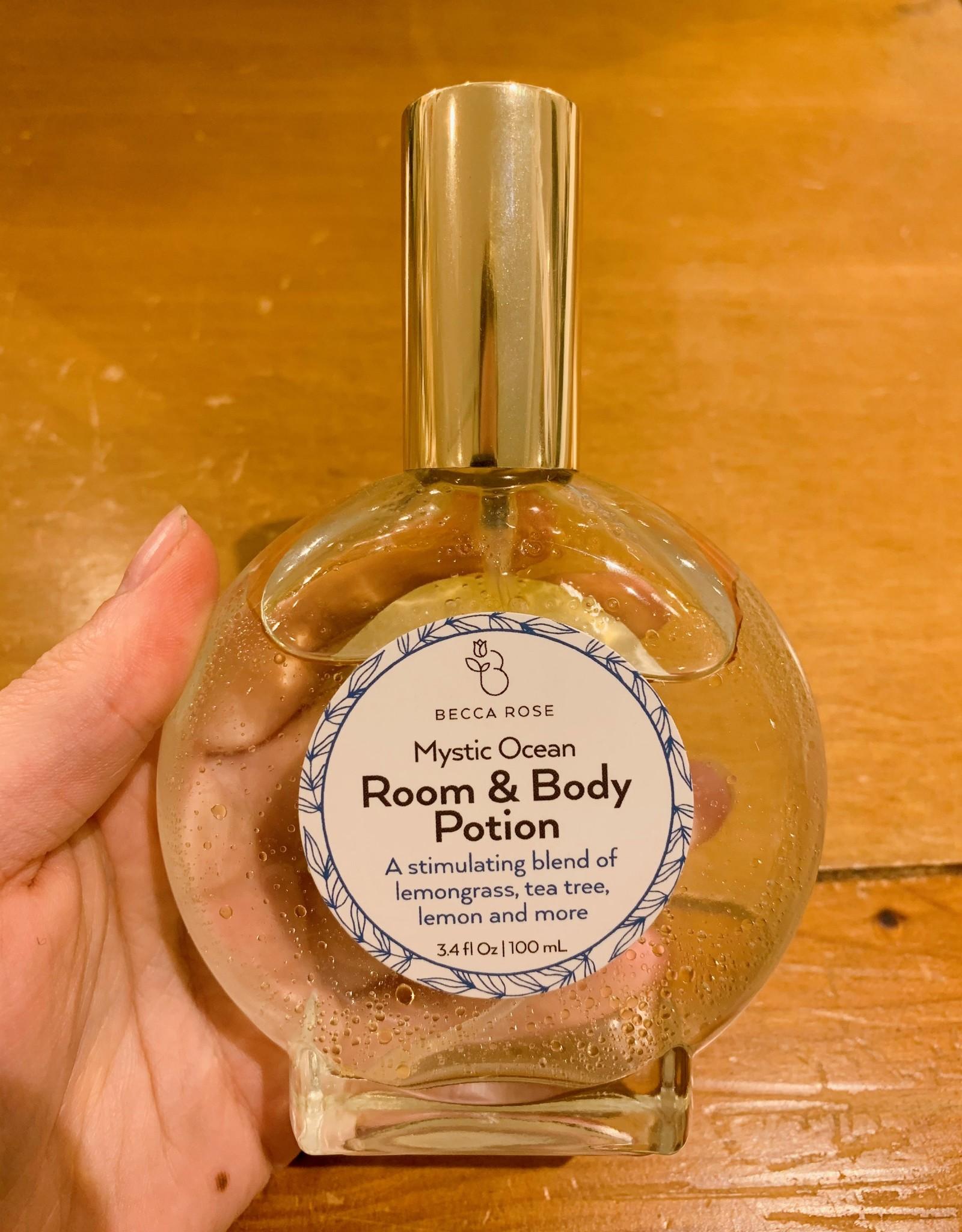 Becca Rose Mystic Ocean Room & Body Potion