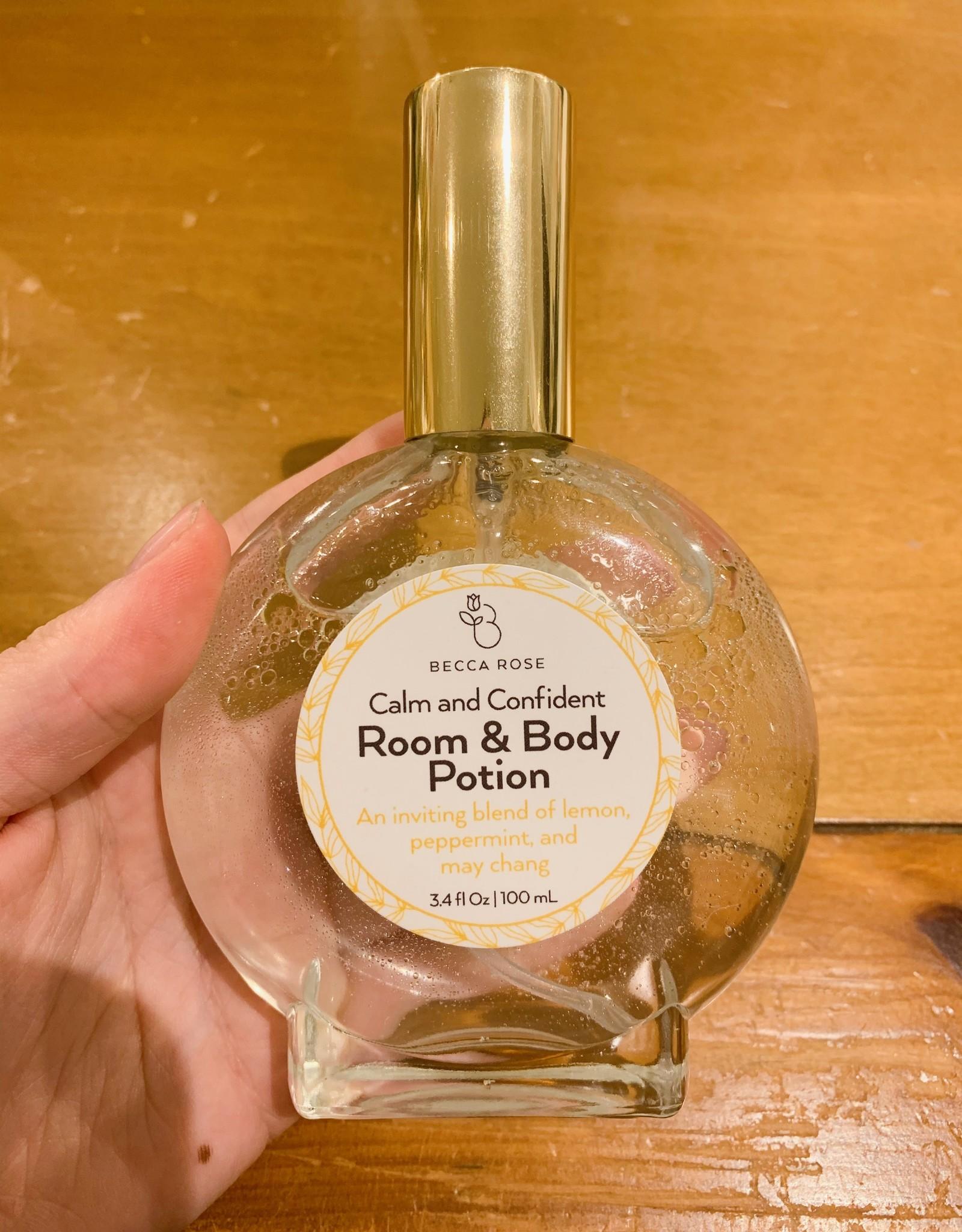 Becca Rose Room & Body Potion: Calm and Confident