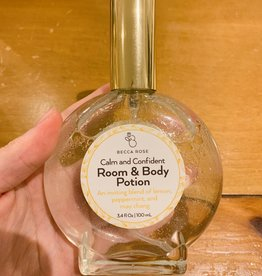 Becca Rose Calm and Confident Room & Body Potion