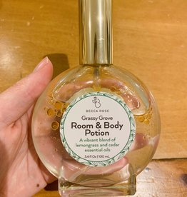 Becca Rose Room & Body Potion: Grassy Grove
