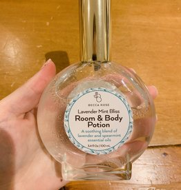 Becca Rose Lavender Mint Bliss Room & Body Potion