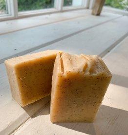 Becca Rose Patchouli Goat Milk Soap