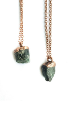 HawkHouse Emerald Crystal Necklace