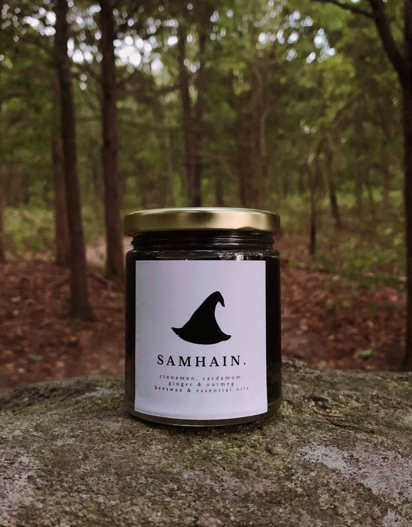 Vestal Candle Samhain Candle