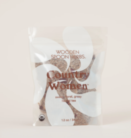 Wooden Spoon Herbs Country Women Tea