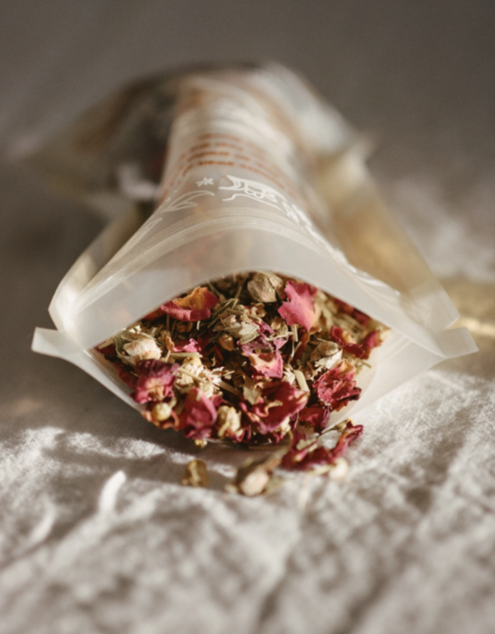 Wooden Spoon Herbs Country Women Tea