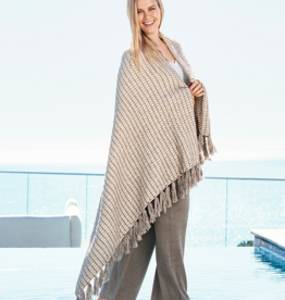 Barefoot Dreams CozyChic Beach House Blanket