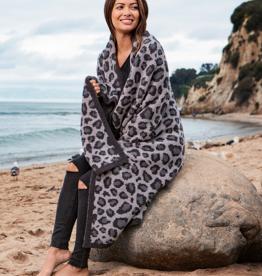 Barefoot Dreams CozyChic Safari Blanket