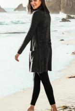 Barefoot Dreams CozyChic Lite Santa Monica Cardi