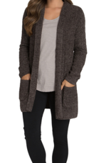 Barefoot Dreams CozyChic Lite Cable Cardi