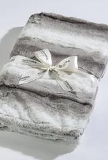 Sonoma Lavender, Inc Spa Blankie Angora Platinum