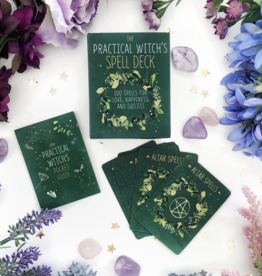 Hachette Book Group The Practical Witch's Spell Deck
